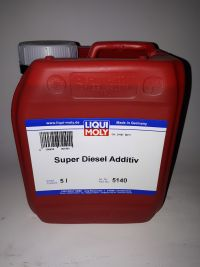 Liqui Moly Super Diesel Additiv , 1 x 5 lt.