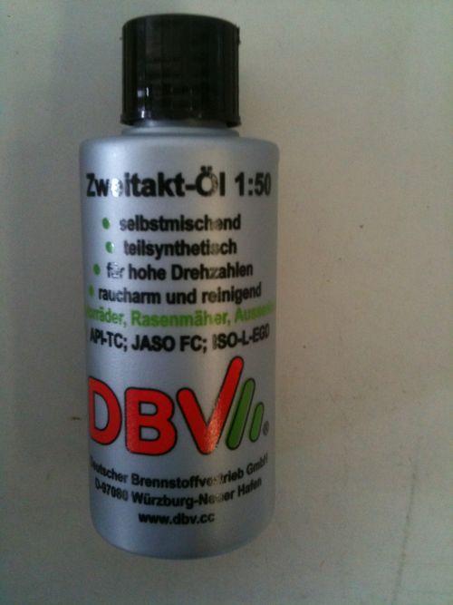 dbv 2 takt l teilsynthetisch 1 x 100 ml juing oil. Black Bedroom Furniture Sets. Home Design Ideas