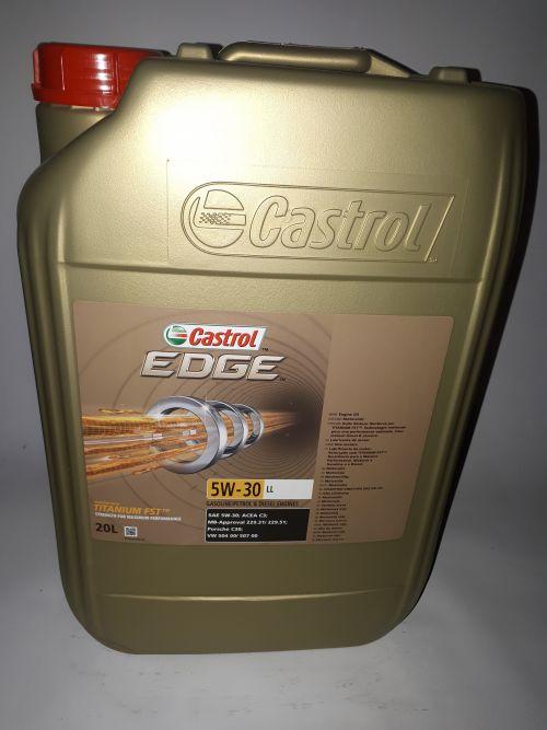 castrol edge 5w 30 juing oil webshop f r marken le. Black Bedroom Furniture Sets. Home Design Ideas