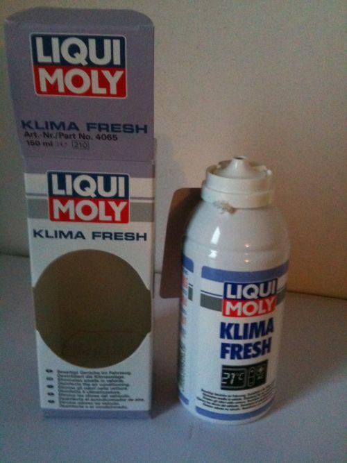 liqui moly klima fresh 1 x 150ml 4065 juing oil. Black Bedroom Furniture Sets. Home Design Ideas