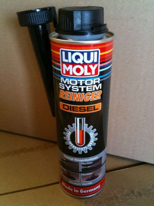 liqui moly motor system reiniger diesel 1 x 300ml 5128. Black Bedroom Furniture Sets. Home Design Ideas