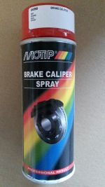 MOTIP Bremssattellack Tun. Brake Cal. red 400 , 400ml