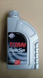Fuchs Titan SuperSyn 5W-50 , 1 lt.