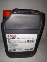 Castrol ATF Dex II Multivehicle, 1 x 20 ltr.