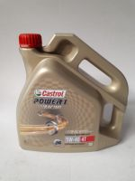 Castrol Power 1 Racing 4T 5W-40 , 1 x 4 L